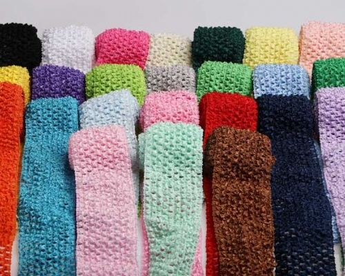 "2.75"" x 1 M Hairband From £1.00"